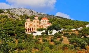 Άγιος Κυπριανός: Η μονή που εξολοθρεύει το «στρατό» του Σατανά - Μαγεία και εξορκισμοί
