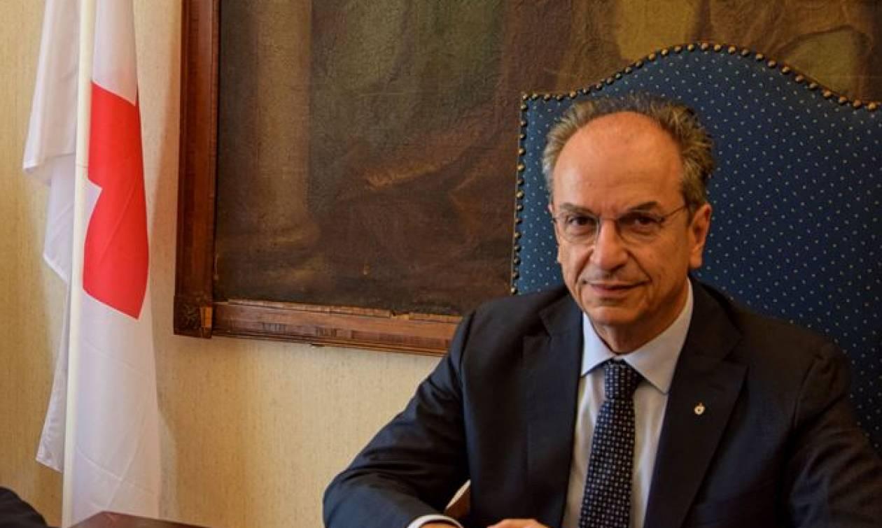 Παράταση θέλει η διοίκηση του Ελληνικού Ερυθρού Σταυρού - Τι δηλώνει ο Ν. Οικονομόπουλος