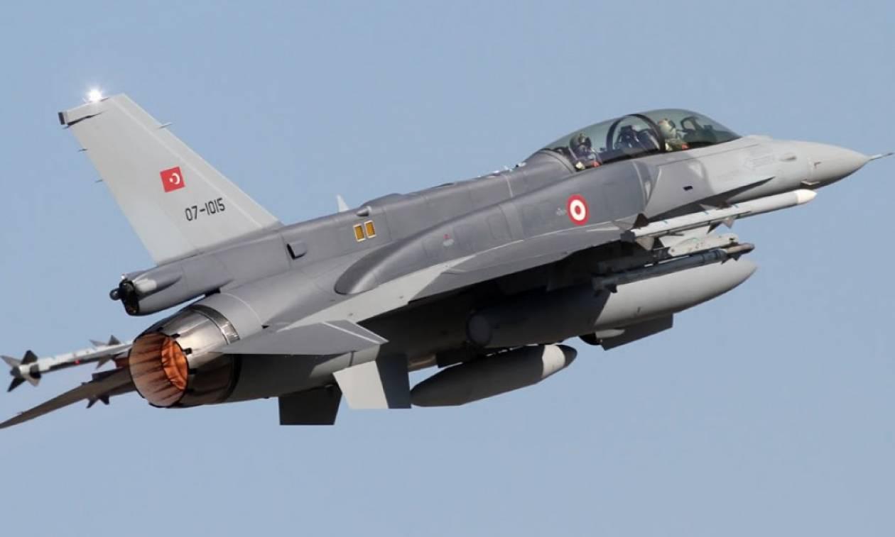 Νέες προκλήσεις στο Αιγαίο: Πτήση τούρκικου αεροσκάφους πάνω από τo Φαρμακονήσι