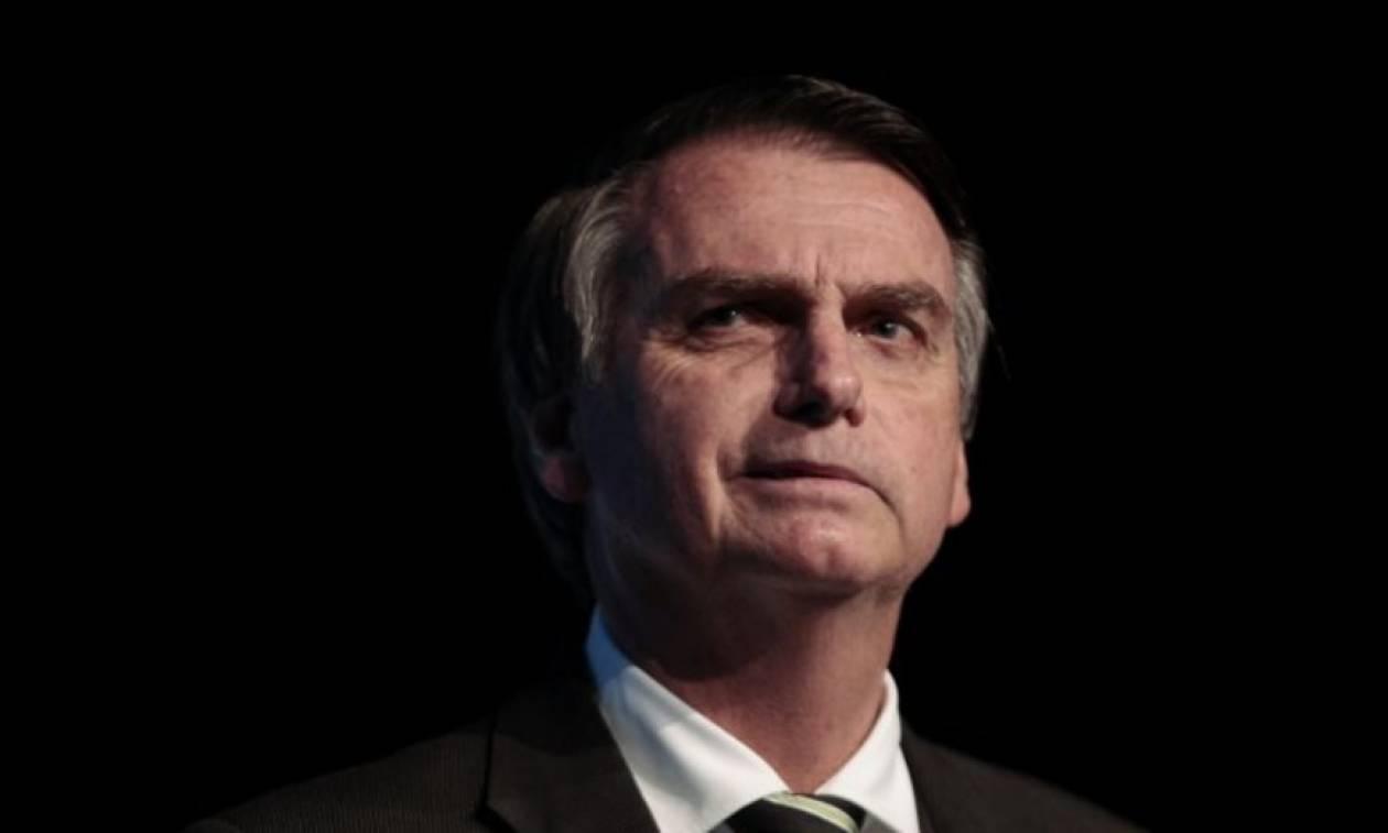Όλο και περισσότερες Βραζιλιάνες ετοιμάζονται να ψηφίσουν έναν σεξιστή ακροδεξιό για πρόεδρο!