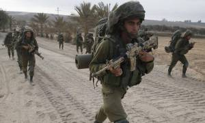 Το Ισραήλ ενισχύει τις στρατιωτικές του δυνάμεις στη Λωρίδα της Γάζας