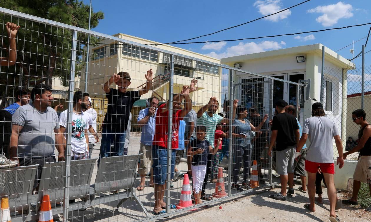 Θεσσαλονίκη: Αιματηρή συμπλοκή στο κέντρο φιλοξενίας των Διαβατών