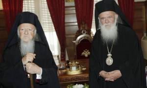Ψυχρό κλίμα στις σχέσεις Ιερώνυμου - Βαρθολομαίου: Γιατί ακυρώθηκε η συνάντησή τους