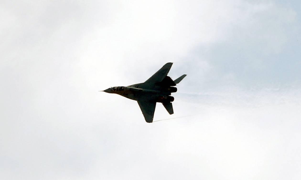 Συνετρίβη μαχητικό αεροσκάφος Mig-29 στη Ρωσία