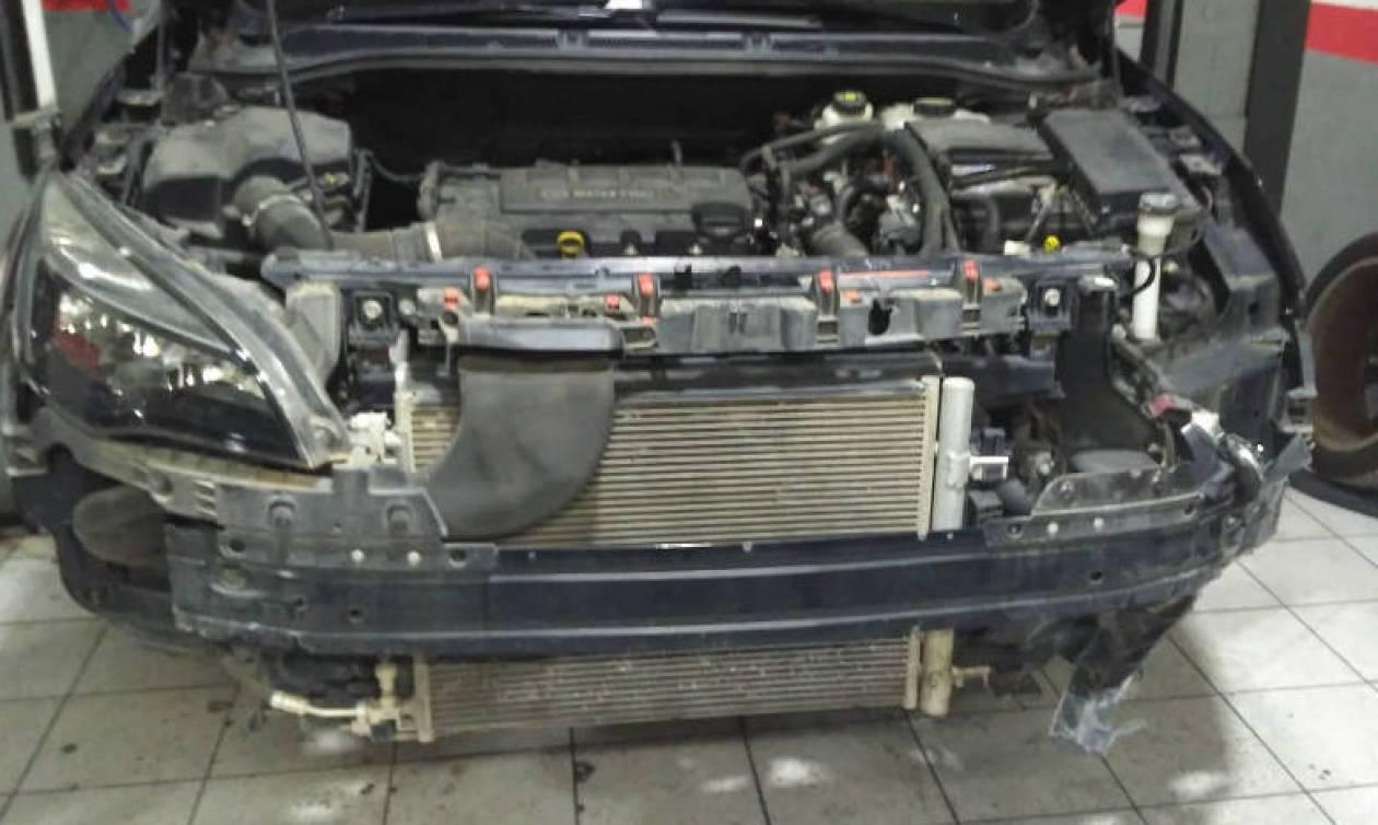 Κοζάνη: Έλυσε τη μηχανή του αυτοκινήτου και έπαθε το ΣΟΚ της ζωής του με αυτό που είδε μέσα! (vid)