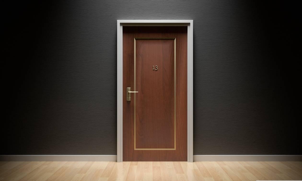Χρησιμοποιούσε θησαυρό ως σφήνα στην πόρτα του -  Όταν δείτε τι ήταν θα τσεκάρετε αμέσως κι εσείς