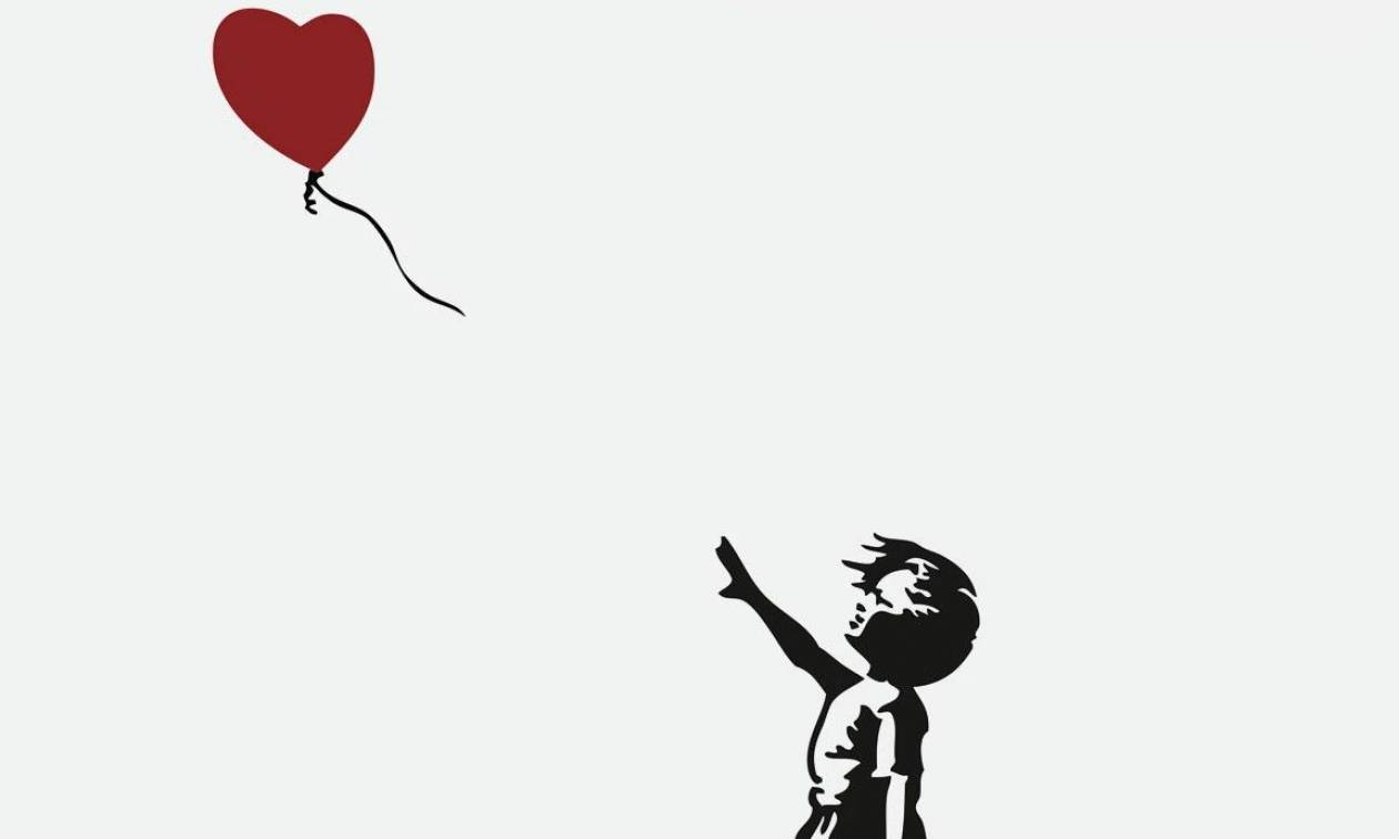 Σκηνές σοκ στον οίκο Sotheby's: Κομματιάστηκε «Το Κορίτσι με το Μπαλόνι» του Μπάνκσι - Δείτε βίντεο
