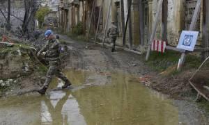 Ένταση μεταξύ Ελληνοκύπριων γεωργών και Τούρκων στρατιωτών