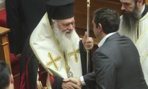 Μυστική συνάντηση Τσίπρα - Ιερώνυμου: Τι συζητήθηκε