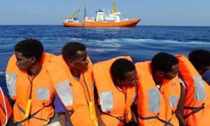 Μάλτα: 120 μετανάστες διασώθηκαν από τις ένοπλες δυνάμεις στη Μεσόγειο