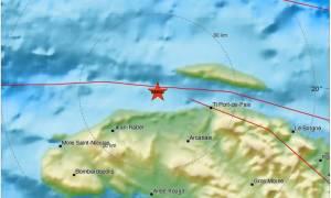 Αϊτή: Ισχυρός σεισμός ταρακούνησε το βόρειο τμήμα της χώρας