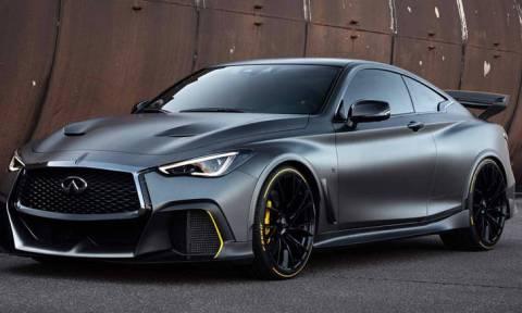 Αυτοκίνητο: Το «κακό» Infiniti Project Black S διαθέτει τεχνολογία που προέρχεται από τη Φόρμουλα 1