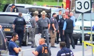 Πολύνεκρη τραγωδία στη Νέα Υόρκη: Τουλάχιστον 20 νεκροί σε τροχαίο με λιμουζίνα