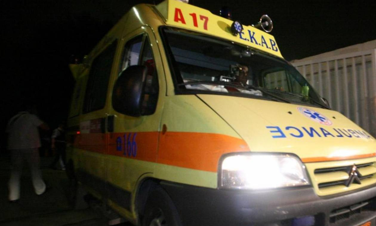 Ηράκλειο: «Μάχη» για τη ζωή του δίνει 30χρονος που πνίγηκε με σουβλάκι