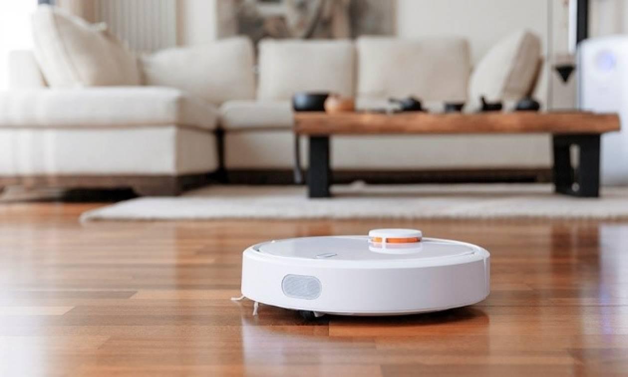 Αυτή είναι η «έξυπνη» σκούπα-ρομπότ που καθαρίζει τα πάντα μόνη της!