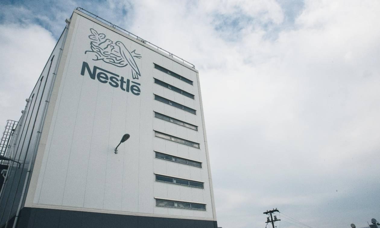 Nestlé Ελλάς: Άνοιξαν οι πόρτες για το καβουρδιστήρι «Γολιάθ»