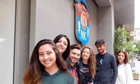 Mediterranean College: Induction Week 2018