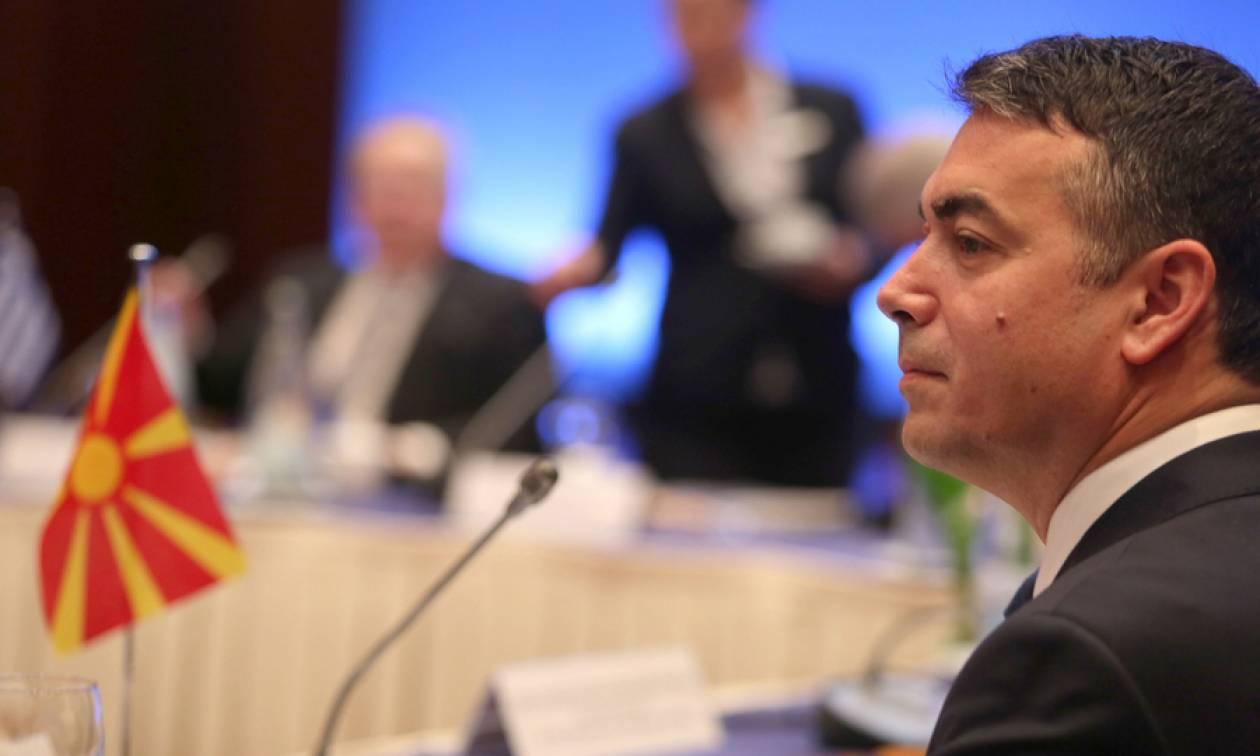 Ντιμιτρόφ: Ύστατη λύση οι εκλογές