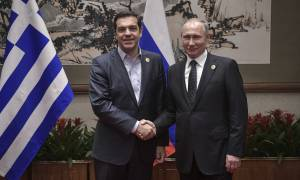 Κρεμλίνο: Στα «σκαριά» η επίσκεψη του Αλέξη Τσίπρα στην Ρωσία