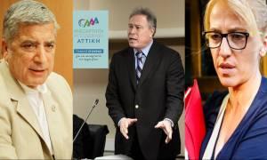 Αυτοδιοικητικές εκλογές 2019: Αυτοί είναι οι «σίγουροι» για την Περιφέρεια Αττικής