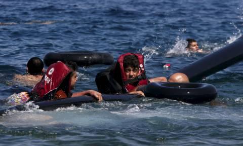 На Кипре завершена операция по спасению беженцев с затонувшего судна