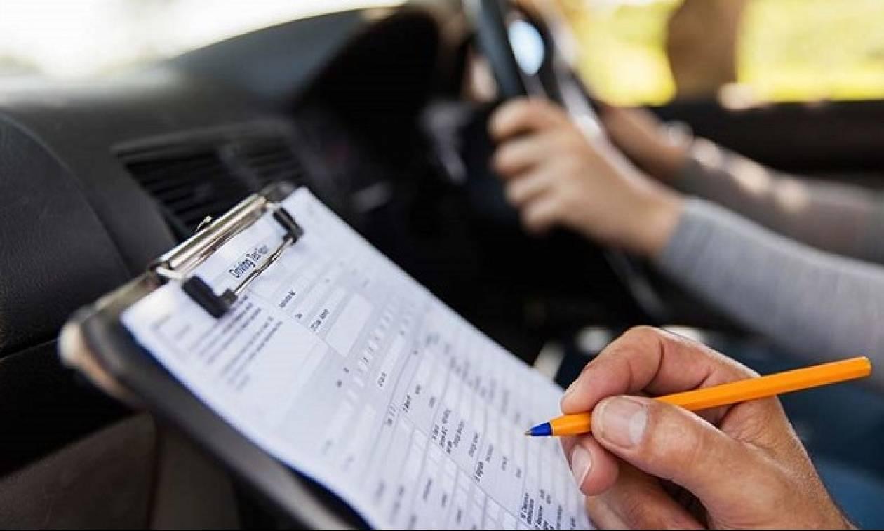 Διπλώματα οδήγησης: Γιατί μπαίνει «χειρόφρενο» στις εξετάσεις - Στον αέρα 4.000 υποψήφιοι οδηγοί
