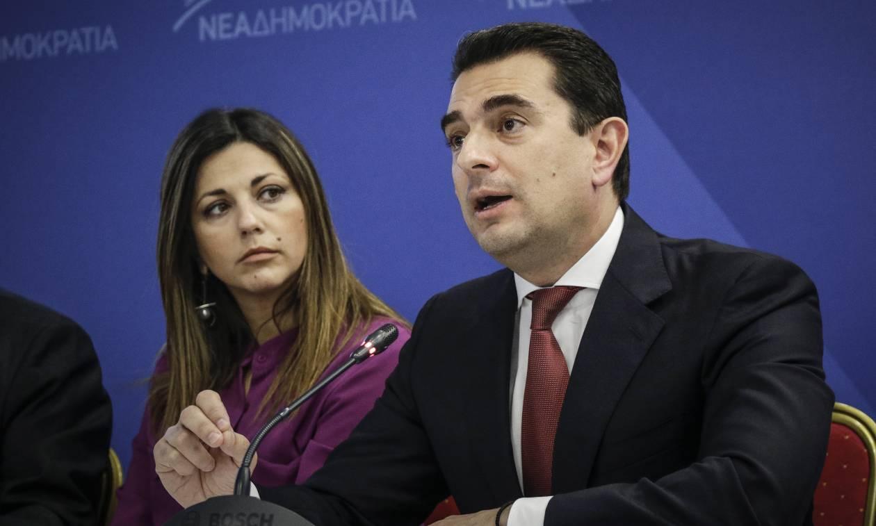 Βουλή: Επίκαιρη ερώτηση Σκρέκα για την εξαγορά της EDS Σκοπίων από τη ΔΕΗ