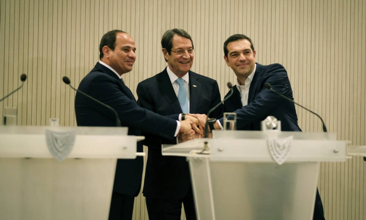 Νίκος Αναστασιάδης: Η τριμερής Σύνοδος της Κρήτης σηματοδοτεί μια νέα προοπτική