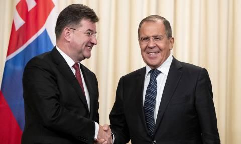 РФ и Словакия активизируют диалог по Украине в рамках председательства Братиславы в ОБСЕ