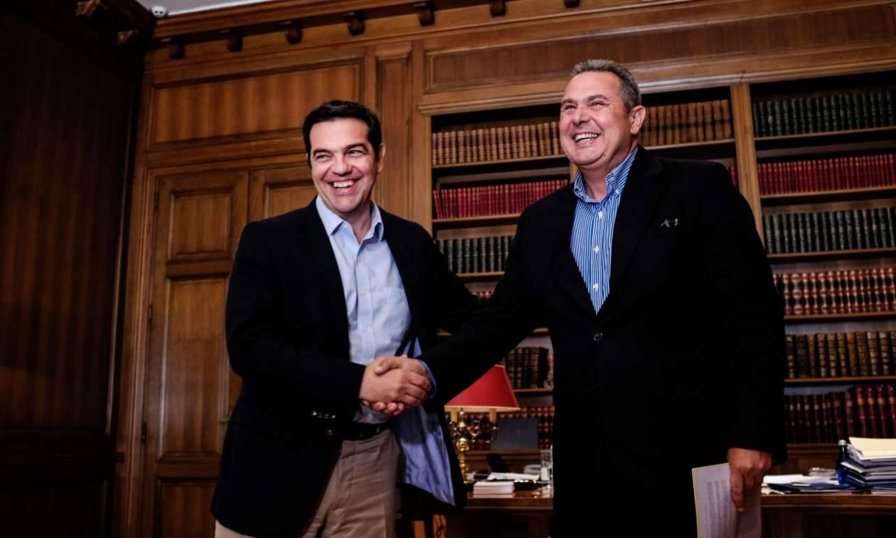 Συμφωνία Πρεσπών: Ο Καμμένος προτείνει plan Β στις ΗΠΑ κι ο Τσοσουνίδης μιλάει για σύμπλευση με ΝΔ