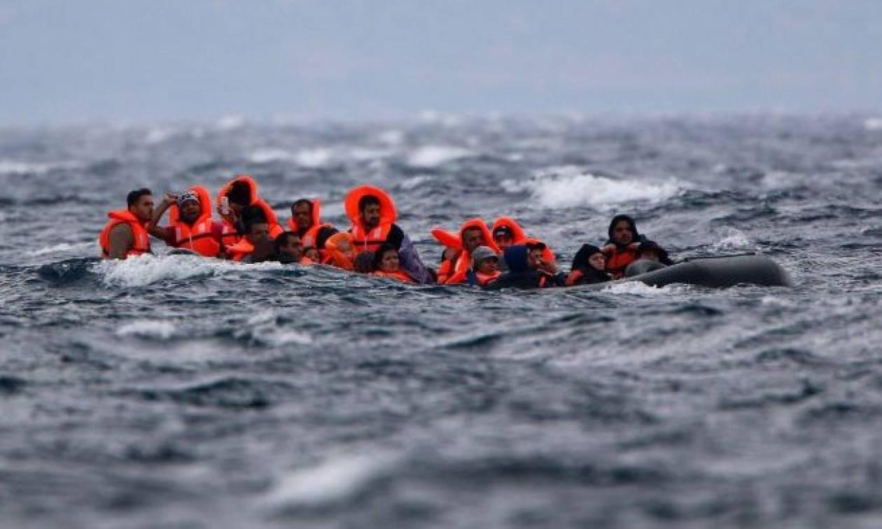 Πολύνεκρο ναυάγιο ανοιχτά της Χίου – Δεκάδες οι αγνοούμενοι