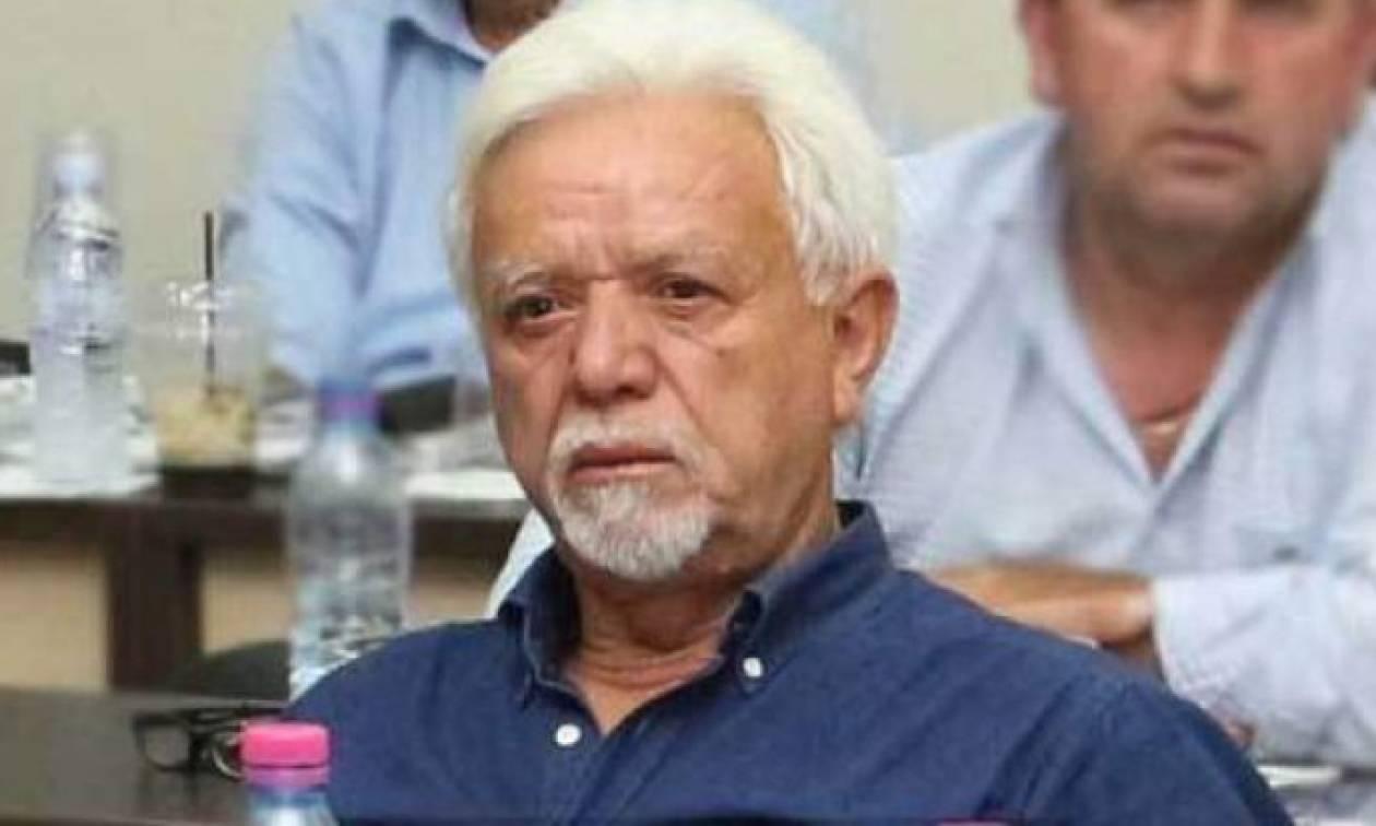 Πέθανε ο αντιδήμαρχος Μετεώρων, Γιώργος Δήμου