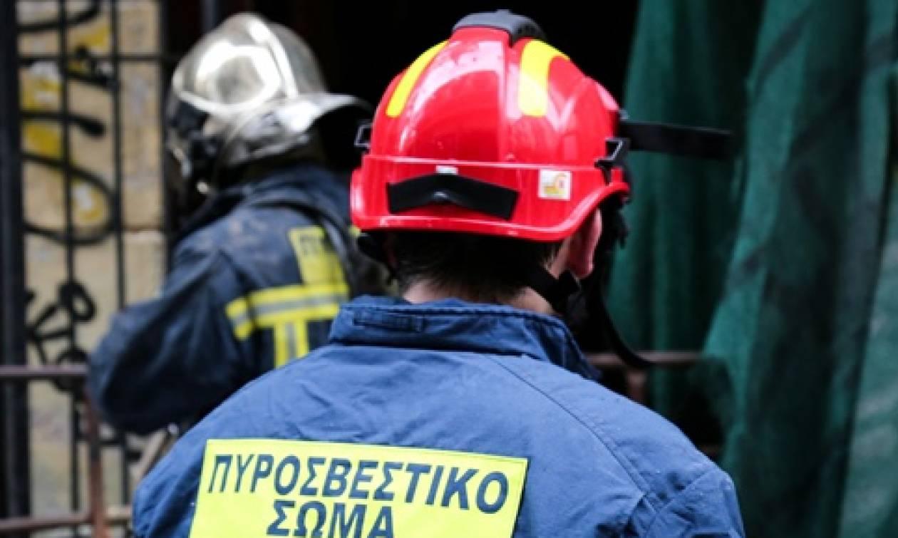 Φωτιά στο πεδίο βολής «Ασκού-Προφήτη» στη Θεσσαλονίκη