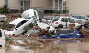 «Βιβλική καταστροφή»: Χείμαρροι λάσπης έπνιξαν τη Μαγιόρκα – Συγκλονιστικές φωτογραφίες και βίντεο