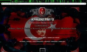 Νέο «χτύπημα» εθνικιστών Τούρκων χάκερς σε δεκάδες ελληνικές ιστοσελίδες (pics)
