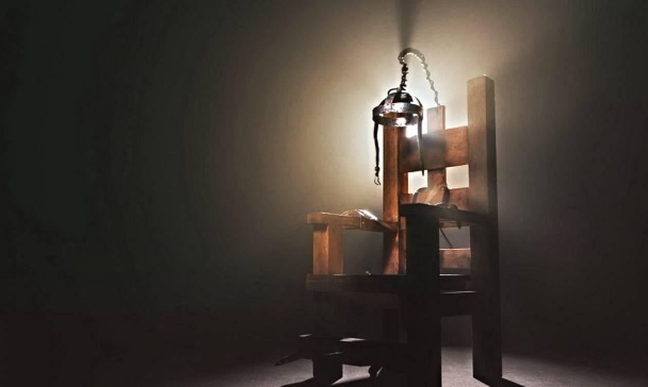Αίτημα-σοκ από θανατοποινίτη: Θέλω να πεθάνω στην ηλεκτρική καρέκλα, όχι με θανατηφόρο ένεση (Vid)
