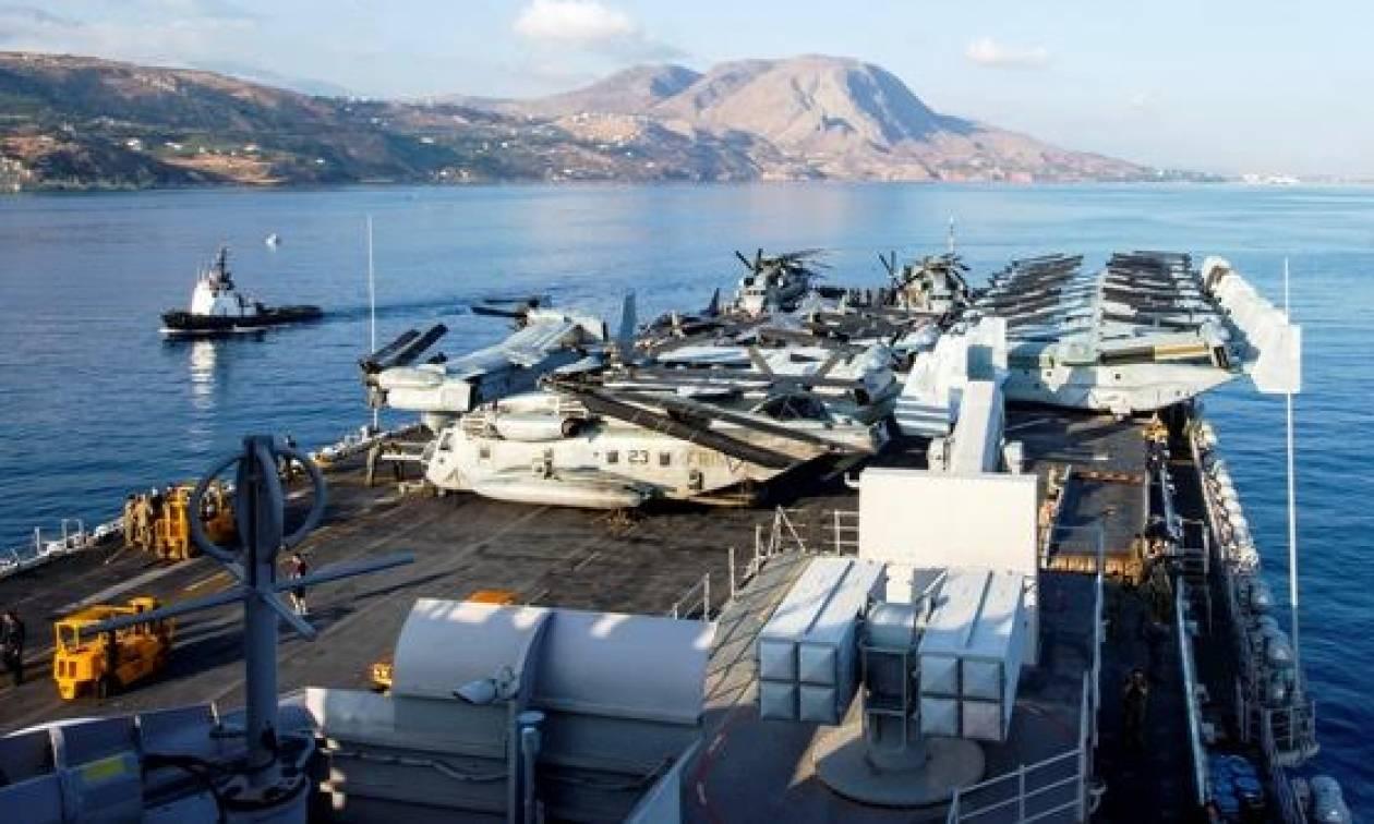 Σε ποιες περιοχές της Ελλάδας πρότεινε ο Καμμένος να χτιστούν νέες βάσεις των ΗΠΑ