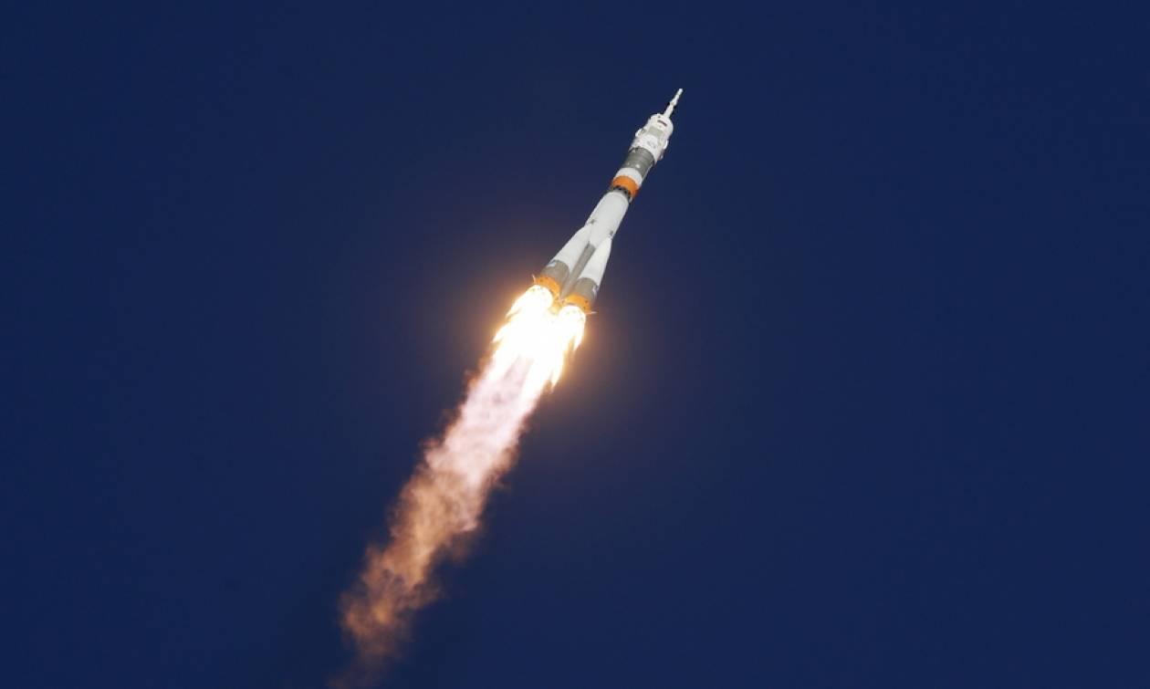 Ατύχημα κατά την εκτόξευση του διαστημικού πυραύλου Soyuz (pics+vid)