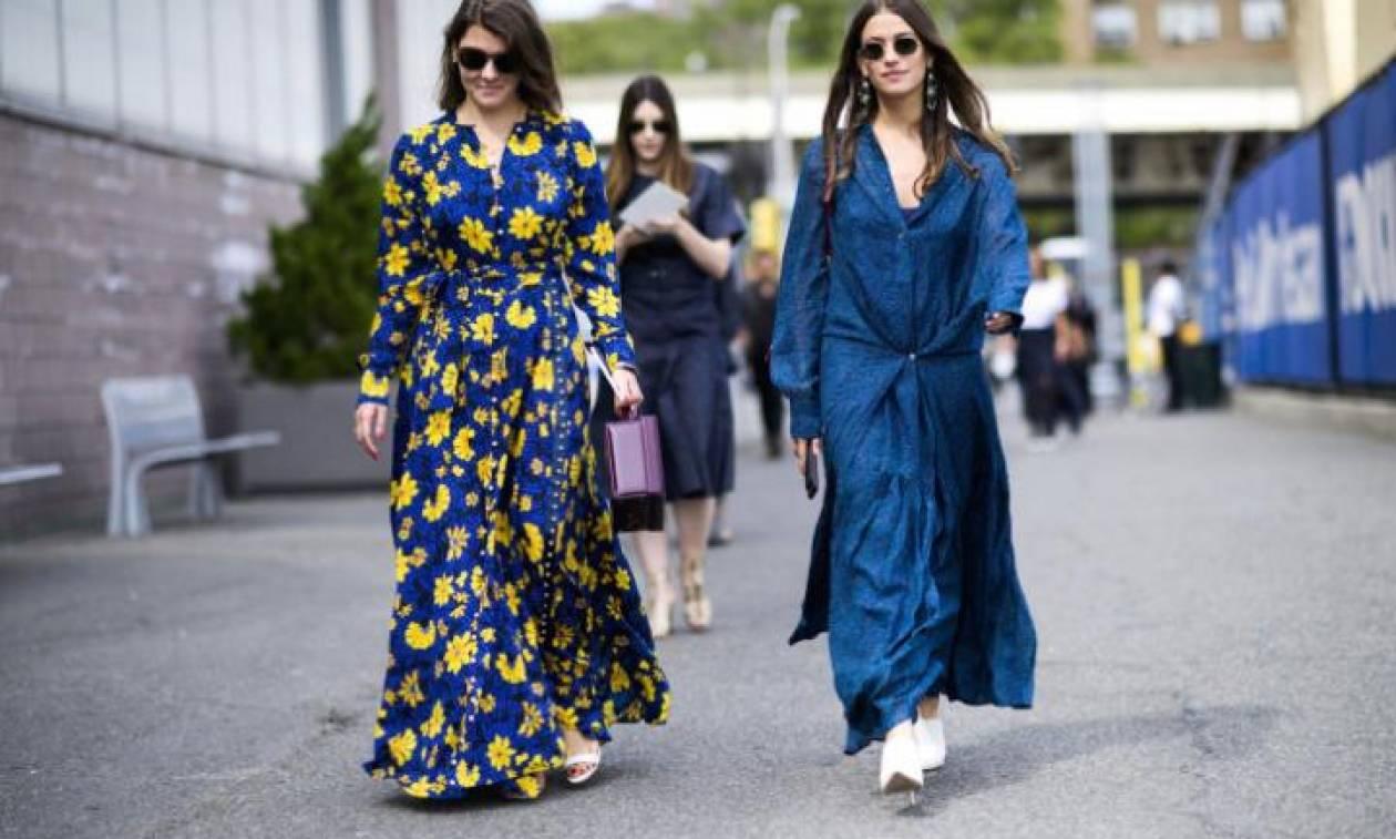 Το σωστό styling για το φόρεμα του φθινοπώρου