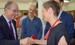 Οικονομόπουλος: Τον Ιανουάριο του 2019 ενεργοποιείται η αποπομπή του Ελληνικού Ερυθρού Σταυρού