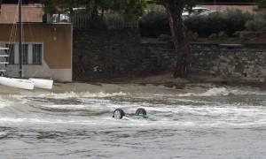 Τραγωδία στη Γαλλία: Δύο νεκροί από τις καταρρακτώδεις βροχές (pics)