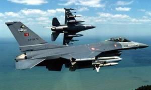 Νέα εικονική αερομαχία και τουρκικές παραβιάσεις πάνω από το Αιγαίο