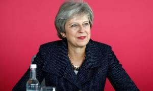 Αισιόδοξη η Μέι: Η συμφωνία για το Brexit είναι κοντά