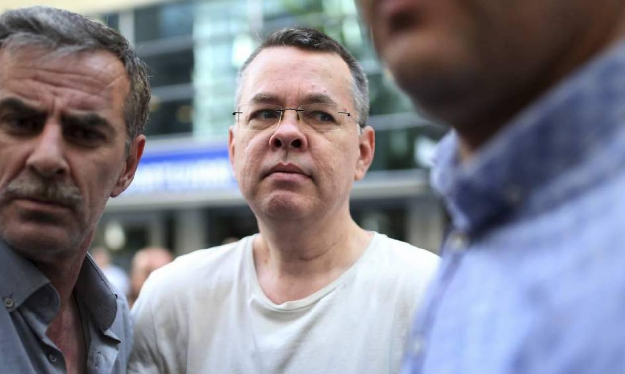 Οι ΗΠΑ απαιτούν από την Τουρκία την απελευθέρωση του πάστορα Άντριου Μπράνσον: «Αυτό είναι σωστό!»
