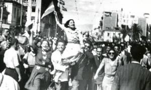 Σπάνιες φωτογραφίες από την ελληνική συμμετοχή στον Β΄ Πασκόσμιο Πόλεμο παρουσιάζονται στη Μόσχα