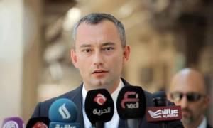Η Παλαιστίνη δεν αναγνωρίζει τον ειδικό απεσταλμένο του ΟΗΕ