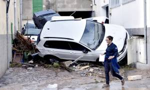 Μαγιόρκα: Αγωνία για το αγοράκι που αγνοείται από τις σαρωτικές πλημμύρες (pics)
