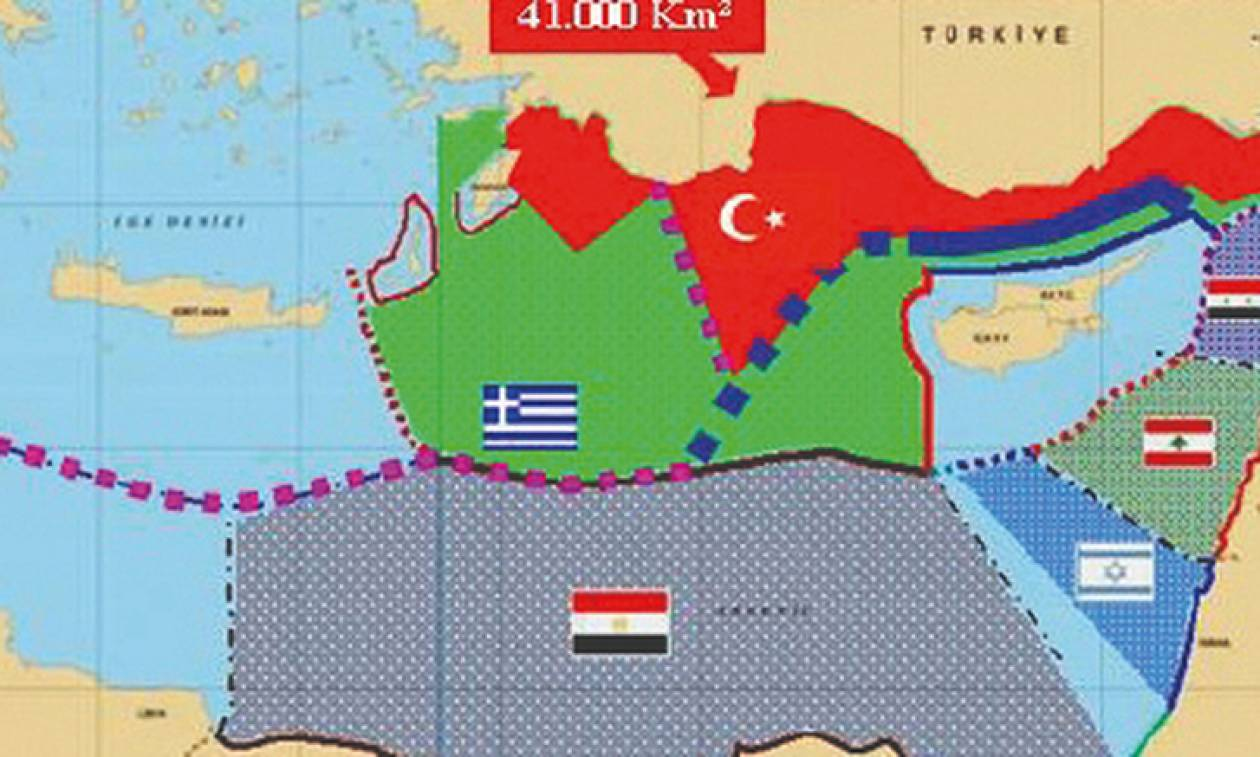 «Σχέδιο εισβολής από την Κρήτη» καταγγέλλει η Yeni Safak - «Στραγγαλισμός» της Τουρκίας