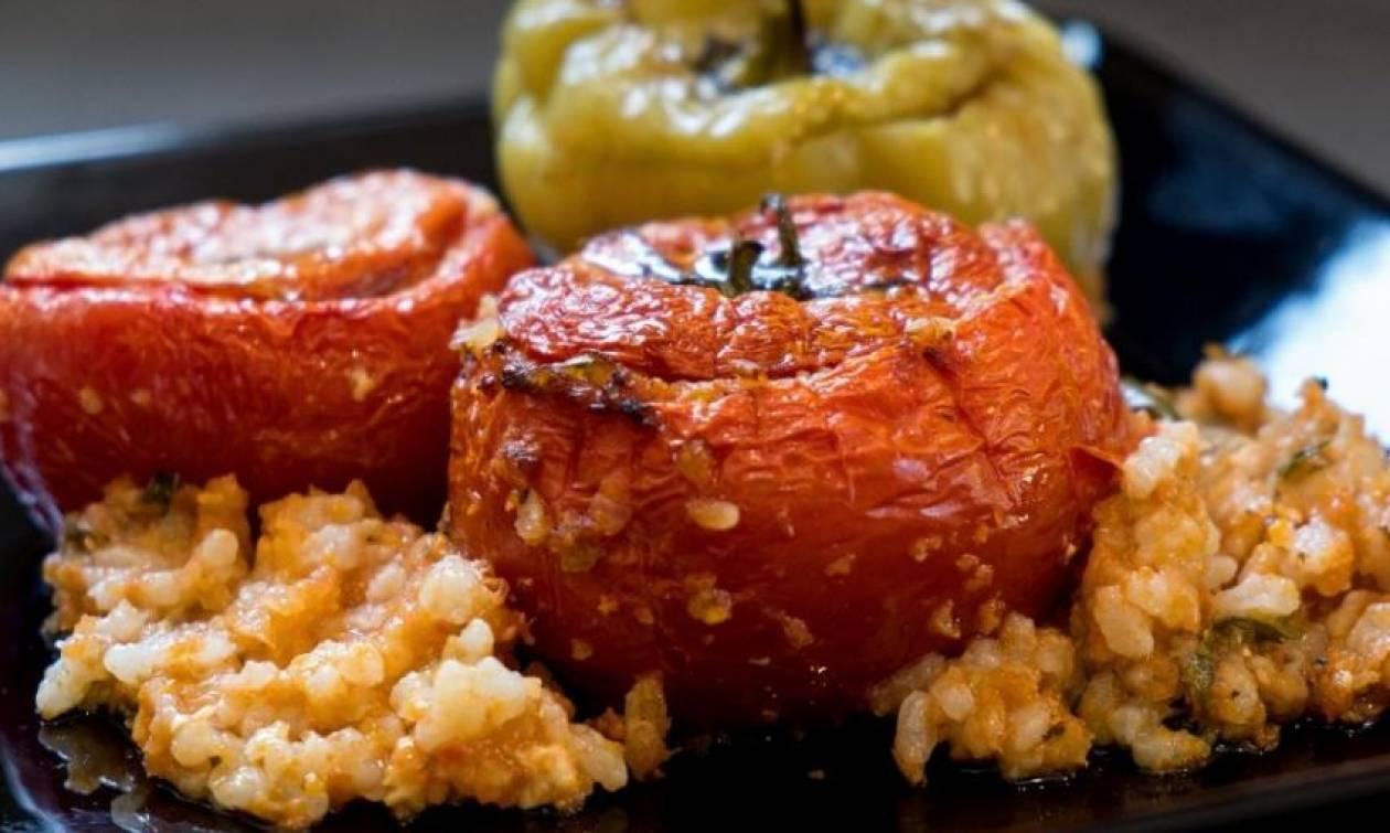 Η συνταγή της ημέρας: Γεμιστά