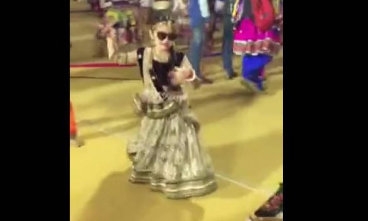 Η μικρή χορεύτρια που εντυπωσιάζει (vid)